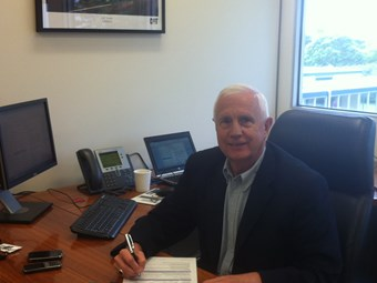 New managing director for Navistar Auspac