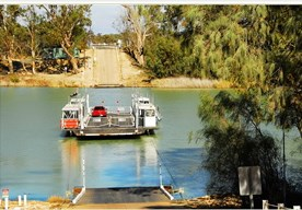 Two SA Murray River ferries to carry lighter loads