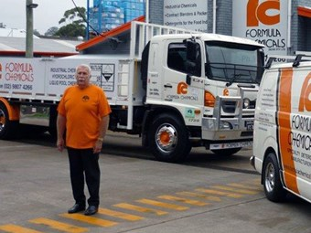 Small fleet representative hopes to secure better deal for truck drivers