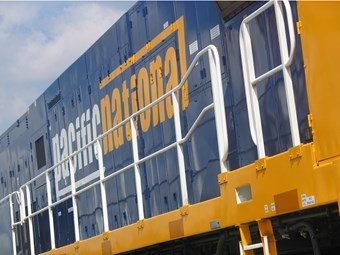 Pacific National launches news RMG cranes