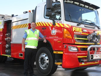 Tasmanian fireys endorse Allison autos