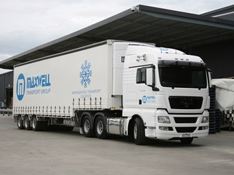Non-trading Maxwell Transport faces creditors