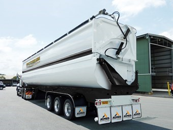 Azmeb to feature new trailer at Brisbane Truck Show