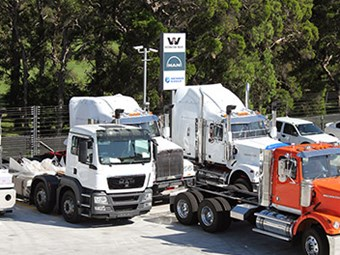 Truckmakers see best March figures this decade