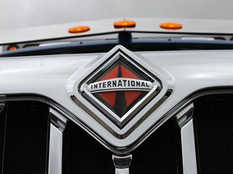 International Truck returns to Australia