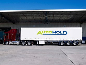 Freighter's AutoHold to feature at Brisbane Truck Show