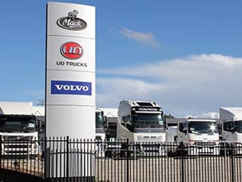 Volvo Group to display a dealership experience at BTS