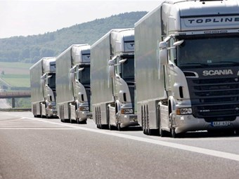 Scania sees growth in Europe despite global, Australian dip