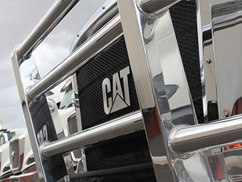 New big Cat to roar at Brisbane Truck Show