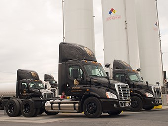 UPS Freight expands LNG-powered truck line-up