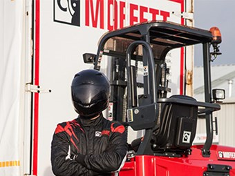 Inaugural Moffett World Championship to crown top forkie