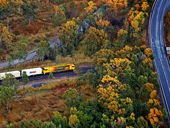Big freight firms to keep up pressure on Inland Rail