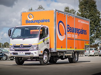 Beaurepaires to launch new tyre service technology at show
