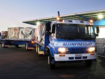 Mainfreight revenues hit NZ$2 billion