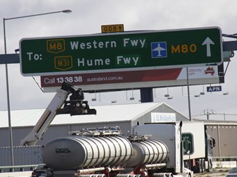 Federal cash for upgrade of M80 in Melbourne
