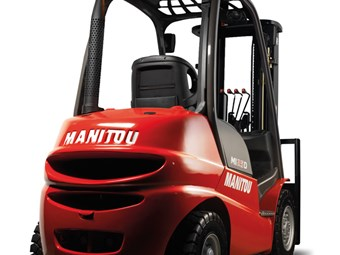 Forklift Review: Manitou MI 25 D