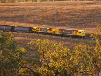 Aurizon extends coal haulage deal with BHP Billiton