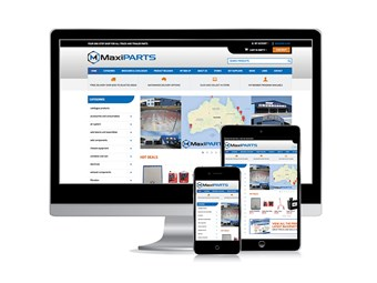 MaxiParts opens online store