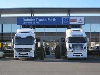 AHG and Daimler see future at Perth dealership opening