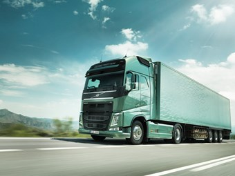 Volvo launches Positioning+ vehicle monitoring service