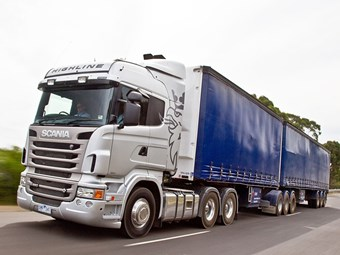 Scania R480 truck review