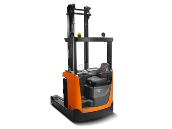 TMHA launches 8FBRE Series reach forklifts