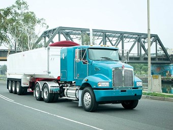Kenworth T388 truck review