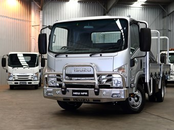 Isuzu launches technologically advanced N Series