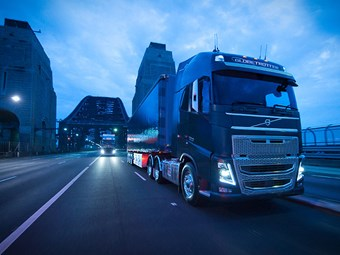 Volvo recalls FM and FH models