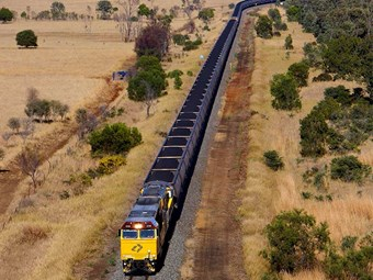 Aurizon reports growth and tough times ahead
