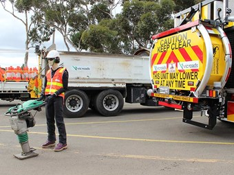 VicRoads equips fleet with reverse braking technology