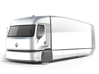 Renault launches fuel-efficient distribution truck project