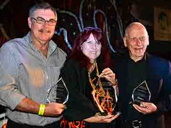 Awards celebrate stalwarts of trucking industry