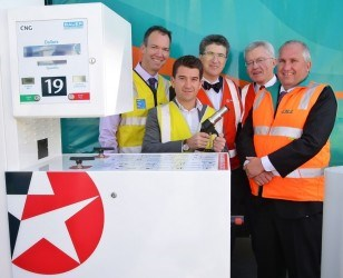 Caltex partners with AGL to open Melbourne CNG facility
