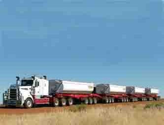 Western Australia approves 60m road-trains in the Pilbara