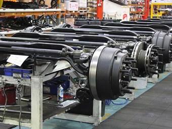 Gaining traction: Power dividers versus diff locks   News