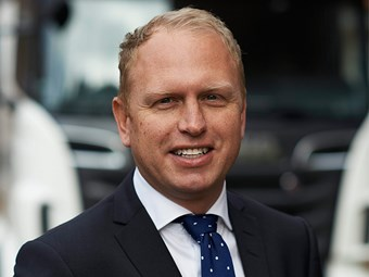 Scania AB appoints Henriksson as CEO