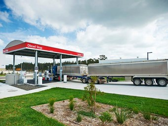 Caltex trials new Active TecD fuel