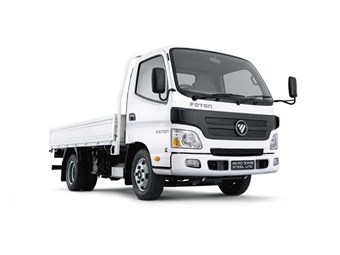 Foton truck and ute models recalled