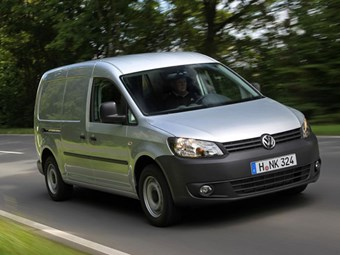 Volkswagen commercial vehicle sales dip