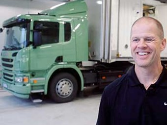 Scania reveals real world emissions testing