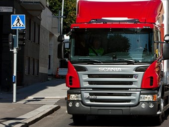 Scania P and G Series models recalled