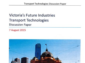 Vic opposition releases transport discussion paper