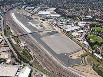 Start of Aurizon's Enfield intermodal operations looms