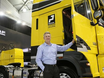 PacLease rolls out Truck4U-equipped rentals