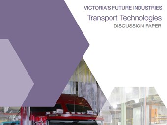 Victoria releases transport tech discussion paper