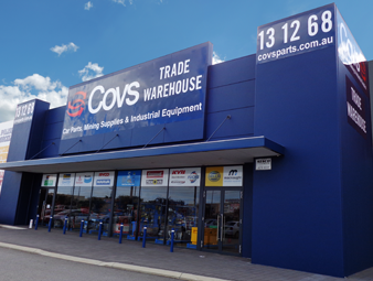 ACCC road block for AHG on Covs Parts sale