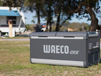 Waeco unveils new CFX-95DZ2 fridge/freezer