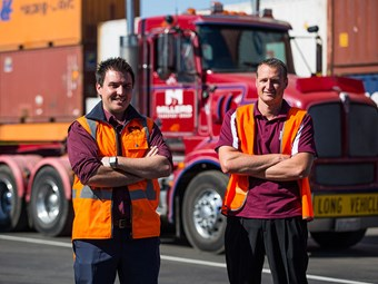 2015 Cover Stories: Millers Transport Group