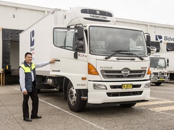 Bidvest fleet to grow by 40 Hino trucks